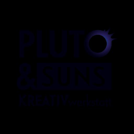 PLUTO & suns Logo