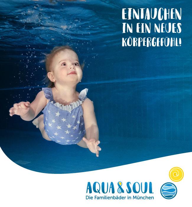 PLUTO & suns Bildelement für Aqua & Soul