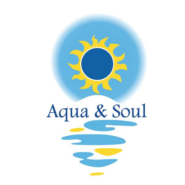 Aqua & Soul altes Logo
