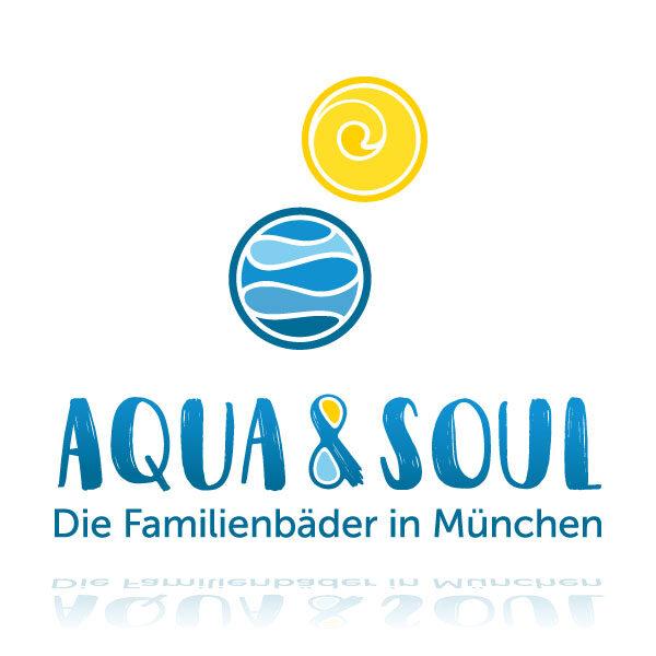 PLUTO & suns Logo für Aqua & Soul